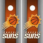 Phoenix Suns Cornhole Wrap NBA Game Board Skin Vinyl Decal Art Decor Set CO694 on eBay