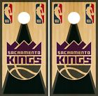 Sacramento Kings Cornhole Wrap NBA Game Skin Board Vinyl Decal Vintage Set CO701 on eBay