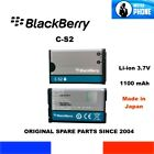 ORIGINAL AKKU ACCU BLACKBERRY CS2 C-S2 1100mAh 4,1Wh BATTERIE ORIGINE OEM 3,7V
