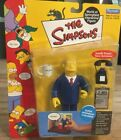 The Simpsons Super-intendent Chalmers Figuer Series 8