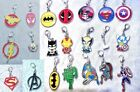 Marvel DC Comics Clip-on Charms Backpack Purse Zipper Origami Keychain image