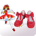 Hot! Cardcaptor Sakura kinomoto sakura cosplay shoes costom made HH.95