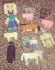 mindcraft figure lot