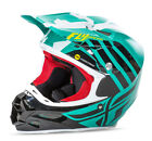 Fly Racing F2 Carbon MIPS Zoom '16 MX/Offroad Helmet Teal/Black/White
