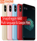 Xiaomi Mi 6X Smartphone Android 8.1 Snapdragon 660 Octa Core WIFI GPS Touch ID