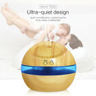 USB LED Ultrasonic Humidifier Aroma Diffuser Air Aromatherapy Purifier Essential