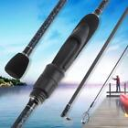 Carbon Fiber Fishing Rods Travel Spinning Lure Rod Sea Saltwater Pole 1.8M/5.9ft