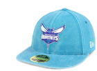 NEW ERA 59FIFTY CHARLOTTE HORNETS Low Profile Faded NBA Fitted Cap Hat on eBay