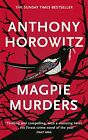 Magpie Murders: the Sunday Times bestseller crime thriller with a fiendish...