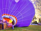 Awesome Air Balloon Aerostat Launch HDR Art Photo Wall Print POSTER CA