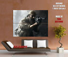 Medal Of Honor Video Game Bearded Warrior Wall Print POSTER CA