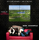 Corales Golf Course Beautiful Wall Print POSTER CA