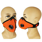 Unisex Anti Smoke Air Filter Dust Face Mask Outdoor DustProof Filter multi layer