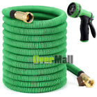 3X-Stronger-25-100-FT-Expandable-Flexible-Garden-Water-Hose-w-Nazzle-US-SHIP