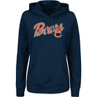 Chicago Bears NFL Hooded Sweatshirt Women's size Large or XL New w/Tag