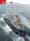 Peter E. Davies-Us Navy F-4 Phantom Ii Units Of The Vietna (UK IMPORT)  BOOK NEW