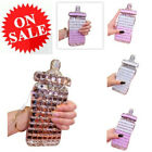 T-Mobile Bling iPhone 5/5S/6 Case Creative Silicone Cute Baby Bottle Shape Cover