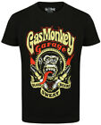 Spark Plug Gas Monkey T-Shirt (Black)