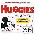 Huggies Snug & Dry Diapers Size 6 (Choose Your Count) **FREE SHIPPING**