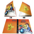 Pokemon Cards Album Book List Collectors Folder 240Pcs Capacity Cards Holder