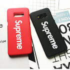 Внешний вид - Hard Phone Supreme LOGO Case Back Cover for Samsung Galaxy S7 Edge S8 S9 Plus