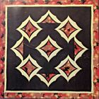 Cathedral Medallions Quilt Pattern by Linda Garmon for 2 Sisters Quilting