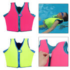 Children's Swimming Float Suit Swim Jacket Vest Life Jacket For Kids 0-12Years