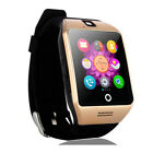 Bluetooth Smart Watch Sync SMS Call Wristwatch for Android LG V30 V20 Samsung US