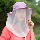 Sunscreen Outdoor Anti-mosquito Mask Hat Hats Cap Head Net Mesh Facetection