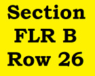 2 Tickets Panic Panic! At The Disco The Forum Inglewood Los Angeles Fri. 2/15/19