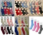 SNUGADOO TOO SUPER SO SOFT LADIES FUZZY SOCKS SIZE 9-11 SKID AND NON-SKID COLORS