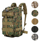 3P Outdoor Hiking Camping Backpack 30L Army Tactical Rucksack Waterproof Daypack