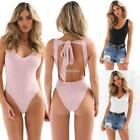 Women One-Piece Swimsuit Push Up Bikini Bathing Beachwear Swimwear N98B 01