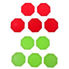 5Pcs Air Hockey Pucks Octagon Pucks Replacement Accessories for Game Tables