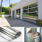 Kyпить One Way Mirror Privacy Reflection Window Tint Film Reduce Heat & Energy Saver  на еВаy.соm