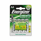 Energizer Pre Charged Power Plus AA Rechargeable Batteries NiMH 2000mAh