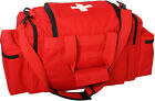 First Responder Emergency Carry Bag Medical Aid EMT EMS Paramedic Trauma Jump