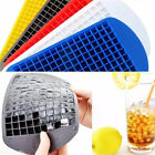 UK 1PC Ice Cubes Mold Frozen Cube Bar Pudding Plastic Tray Mould Kitchen Tools