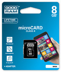 SD Speicherkarte 8/16/32/64GB micro SD Card Class10 SDHC SDXC inkl. Adapter