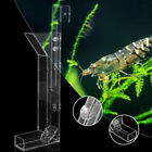 20/30/40CM Acrylic Aquarium Shrimp Food Feeding Tube Fish Tank Granule Feeder
