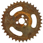 Fine Tooth Gear Wall Decal Rusted Garage Removable Decor