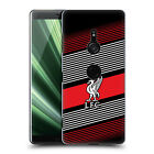 LIVERPOOL FC LFC 2018/19 CREST & LIVERBIRD HARD BACK CASE FOR SONY PHONES 1
