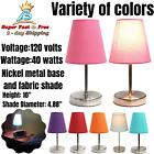 Mini Listing Lamp Living Room Lamps Small Contemporary Desk Table Home Lighting