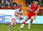WAKEFIELD WILDCATS v HULL KR (RUGBY LEAGUE 2014) PHOTO PRINT
