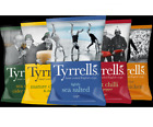 Tyrrells Hand Cooked Crisps 24x40g - 7 Flavours available