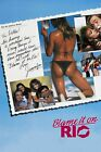 """Blame It On Rio"" ..Michael Caine Demi Moore.Classic  Movie Poster Various Sizes"