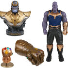 Avengers Infinity War Thanos Statue Action Figure Cosplay Cup Decor Toy Gifts US