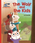 Kuenzler, Lou-Reading Planet - The Wolf And The Kids - Red (UK IMPORT)  BOOK NEW