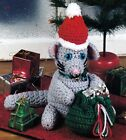 ADORABLE Santa Claws Kitty/Crochet Pattern INSTRUCTIONS ONLY
