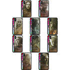 OFFICIAL HBO GAME OF THRONES CHARACTER BLACK HYBRID GLASS CASE FOR iPHONE PHONES